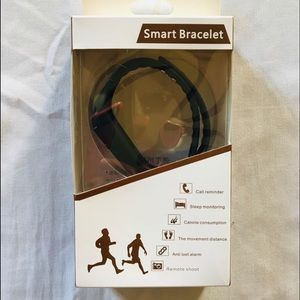 Unisex Smart Bracelet X64 Bluetooth Waterproof